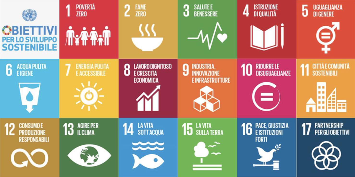 Agenda 2030 per uno sviluppo sostenibile